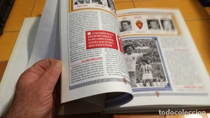 Coleccionismo deportivo: MARCA - REAL ZARAGOZA - LA JOYA DE LA CORONA - ARAGON FUTBOL B000 - Foto 10 - 215455496