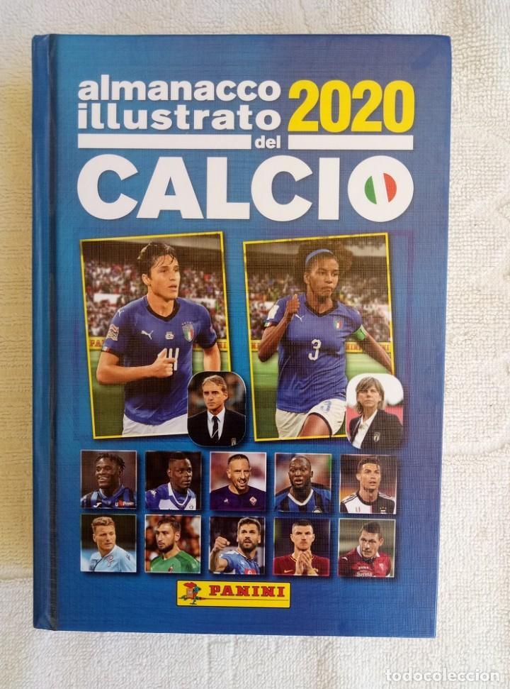 """PANINI. """"ALMANACCO DEL CALCIO 2020"""". (Coleccionismo Deportivo - Libros de Fútbol)"""