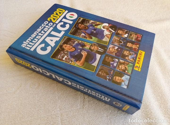 """Coleccionismo deportivo: PANINI. """"ALMANACCO DEL CALCIO 2020"""". - Foto 2 - 215670571"""