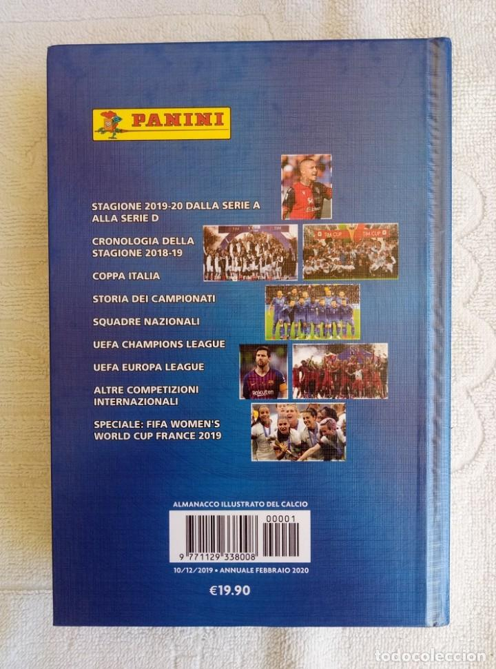 """Coleccionismo deportivo: PANINI. """"ALMANACCO DEL CALCIO 2020"""". - Foto 9 - 215670571"""