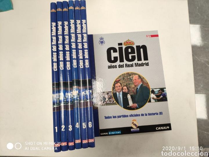 Coleccionismo deportivo: COLECCION CIEN AÑOS DEL REAL MADRID (AS) (2001) - Foto 2 - 216013241