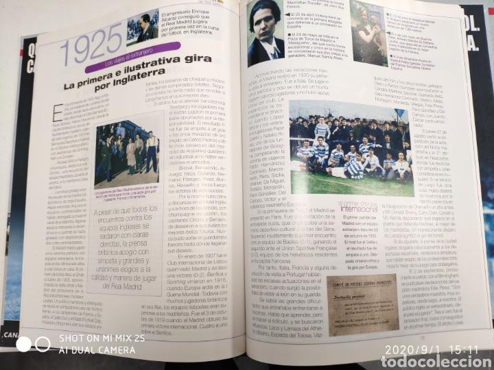 Coleccionismo deportivo: COLECCION CIEN AÑOS DEL REAL MADRID (AS) (2001) - Foto 7 - 216013241
