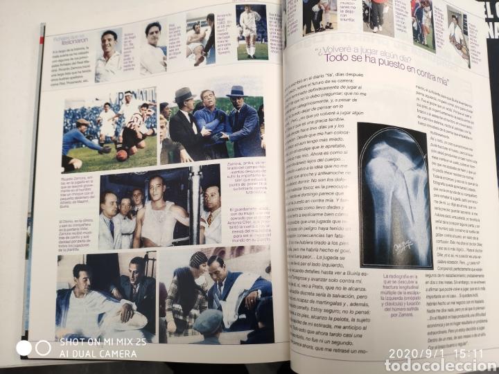 Coleccionismo deportivo: COLECCION CIEN AÑOS DEL REAL MADRID (AS) (2001) - Foto 8 - 216013241