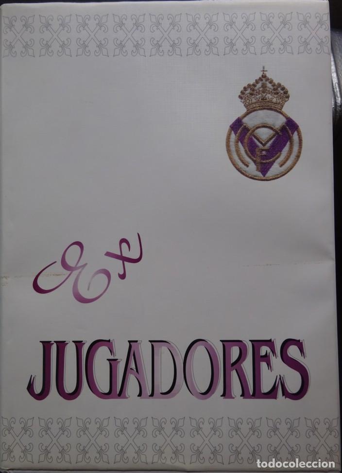 EX JUGADORES (REAL MADRID) (Coleccionismo Deportivo - Libros de Fútbol)