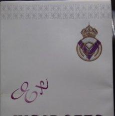 Coleccionismo deportivo: EX JUGADORES (REAL MADRID). Lote 216926913