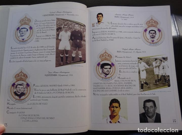 Coleccionismo deportivo: EX JUGADORES (REAL MADRID) - Foto 3 - 216926913