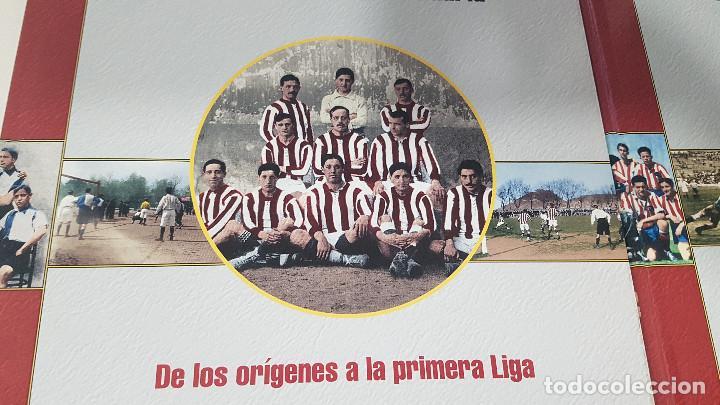 Coleccionismo deportivo: CIEN AÑOS DEL ATLETICO DE MADRID - AS - 4 TOMOS. Excelente conservación - Foto 3 - 217619842