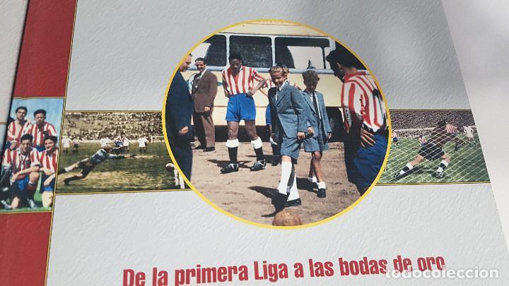Coleccionismo deportivo: CIEN AÑOS DEL ATLETICO DE MADRID - AS - 4 TOMOS. Excelente conservación - Foto 4 - 217619842
