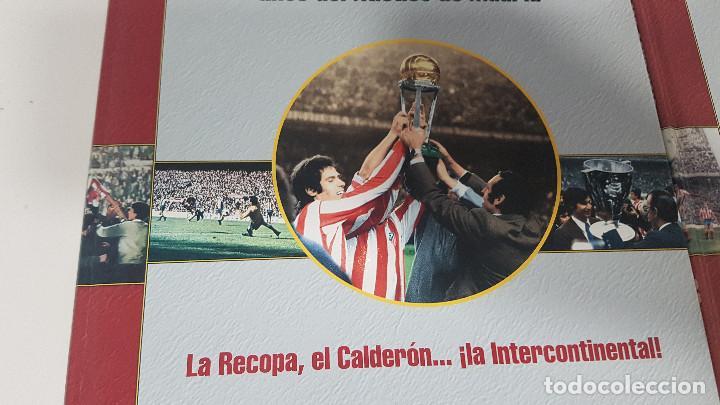 Coleccionismo deportivo: CIEN AÑOS DEL ATLETICO DE MADRID - AS - 4 TOMOS. Excelente conservación - Foto 5 - 217619842