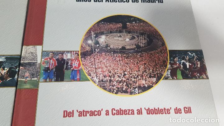 Coleccionismo deportivo: CIEN AÑOS DEL ATLETICO DE MADRID - AS - 4 TOMOS. Excelente conservación - Foto 6 - 217619842