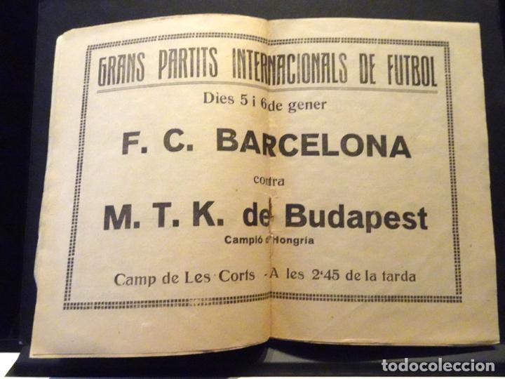 Coleccionismo deportivo: LIBRO LAS GRANDES FIGURAS DEL FUBOL - PLATTKO - FUTBOL CLUB BARCELONA - TOMO VII - Foto 3 - 217693670