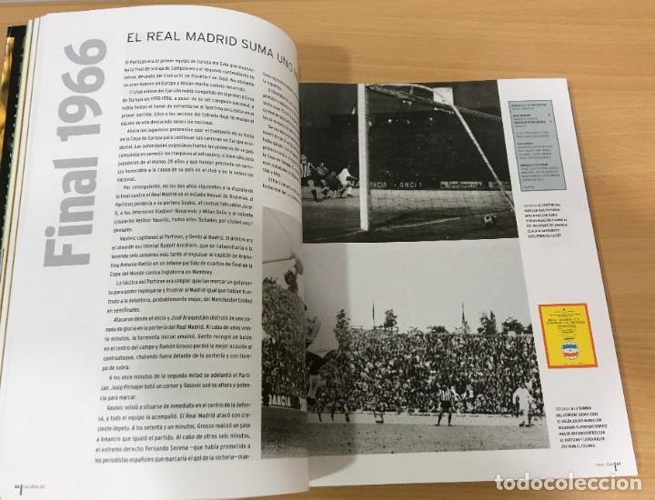 Coleccionismo deportivo: LIBRO DE FÚTBOL - 50 AÑOS DE LA COPA DE EUROPA Y LIGA DE CAMPEONES. EDICIONES FOLIO, 2006 - Foto 7 - 218250730
