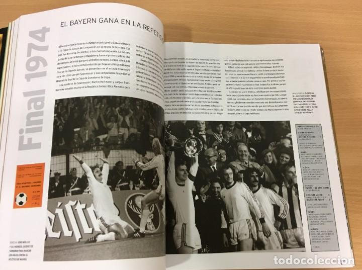 Coleccionismo deportivo: LIBRO DE FÚTBOL - 50 AÑOS DE LA COPA DE EUROPA Y LIGA DE CAMPEONES. EDICIONES FOLIO, 2006 - Foto 8 - 218250730