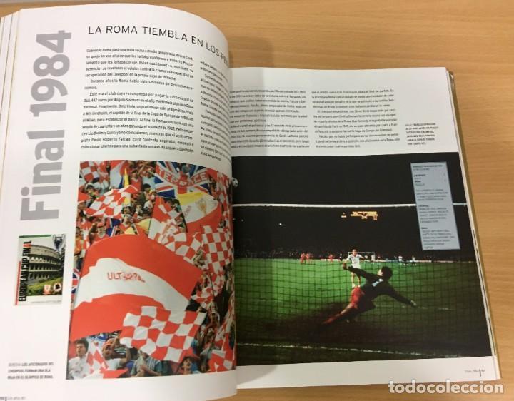 Coleccionismo deportivo: LIBRO DE FÚTBOL - 50 AÑOS DE LA COPA DE EUROPA Y LIGA DE CAMPEONES. EDICIONES FOLIO, 2006 - Foto 9 - 218250730