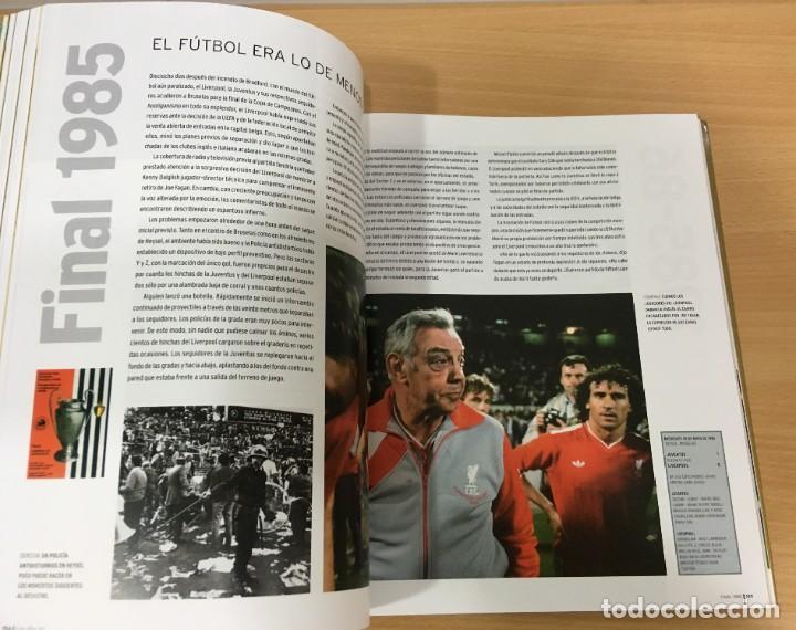 Coleccionismo deportivo: LIBRO DE FÚTBOL - 50 AÑOS DE LA COPA DE EUROPA Y LIGA DE CAMPEONES. EDICIONES FOLIO, 2006 - Foto 10 - 218250730