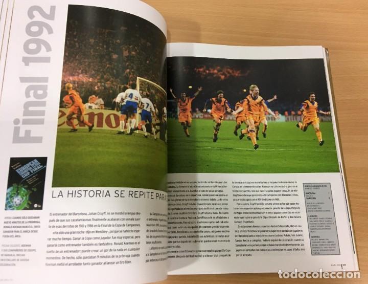 Coleccionismo deportivo: LIBRO DE FÚTBOL - 50 AÑOS DE LA COPA DE EUROPA Y LIGA DE CAMPEONES. EDICIONES FOLIO, 2006 - Foto 11 - 218250730