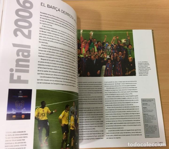 Coleccionismo deportivo: LIBRO DE FÚTBOL - 50 AÑOS DE LA COPA DE EUROPA Y LIGA DE CAMPEONES. EDICIONES FOLIO, 2006 - Foto 14 - 218250730