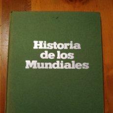 Coleccionismo deportivo: HISTORIA DE LOS MUNDIALES DE FÚTBOL - BIBLIOTECA LA VANGUARDIA - OBRA COMPLETA - AÑOS 80.. Lote 218932117
