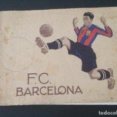 Coleccionismo deportivo: LIBRO - LIBRITO - FUTBOL CLUB BARCELONA - PARTIDOS ENTRE CAMPEONES (M.T.K. - VIENA - NURNEBERG). Lote 219487511