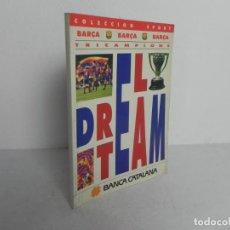 Collectionnisme sportif: EL DREAM TEAM (TRICAMPIONS) COLECCIÓN SPORT-1993. Lote 220454722