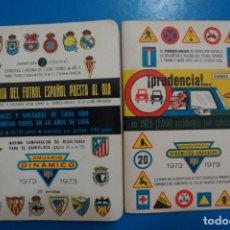 Coleccionismo deportivo: LIBRO DE FUTBOL ANUARIO DINAMICO 1972-1973/72-73 LA HISTORIA DEL FUTBOL ESPAÑOL PUESTO AL DIA. Lote 220744201