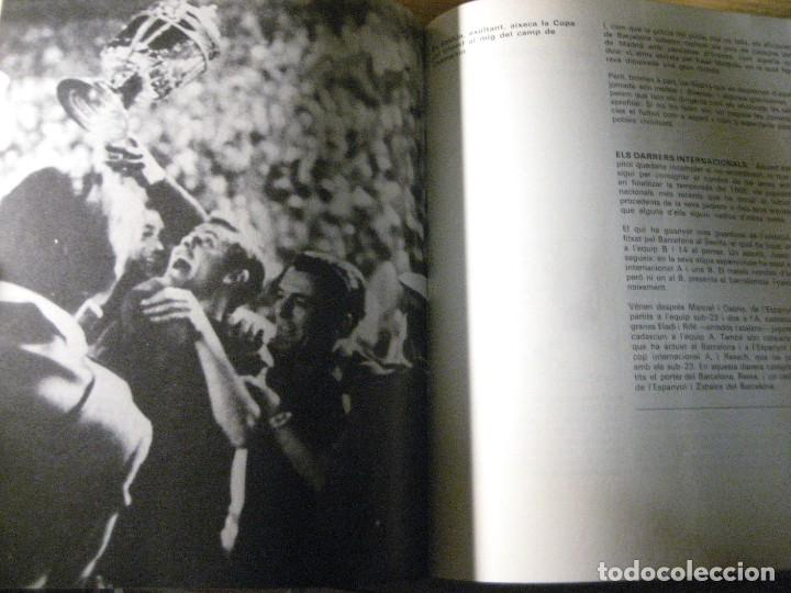 Coleccionismo deportivo: historia del futbol català . j. garcia ed ayma. 1era ed. 1968 fotos escudos desplegables 487 pag - Foto 13 - 221562401