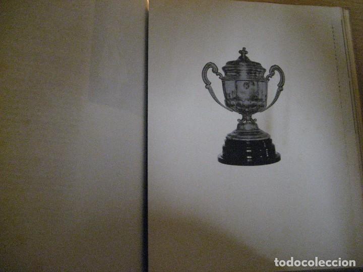 Coleccionismo deportivo: historia del futbol català . j. garcia ed ayma. 1era ed. 1968 fotos escudos desplegables 487 pag - Foto 14 - 221562401
