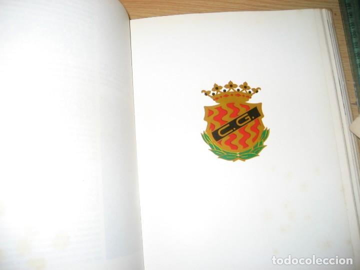 Coleccionismo deportivo: historia del futbol català . j. garcia ed ayma. 1era ed. 1968 fotos escudos desplegables 487 pag - Foto 17 - 221562401