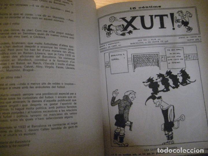 Coleccionismo deportivo: historia del futbol català . j. garcia ed ayma. 1era ed. 1968 fotos escudos desplegables 487 pag - Foto 18 - 221562401