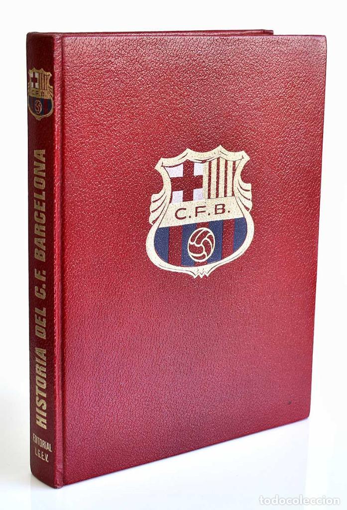 BARÇA, BARÇA, BARÇA. HISTORIA DEL C. DE F. BARCELONA - JAIMEN RAMÓN PERO (Coleccionismo Deportivo - Libros de Fútbol)