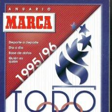 Coleccionismo deportivo: ANUARIO MARCA 1995 96 TODO DEPORTE. Lote 221611810