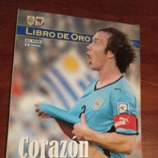 Coleccionismo deportivo: LIBRO DE ORO CORAZÓN CELESTE. Lote 222051623