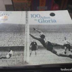 Coleccionismo deportivo: LIBRO 100 AÑOS DE GLORIA ASOCIACIÓN URUGUAYA DE FÚTBOL. Lote 222063032