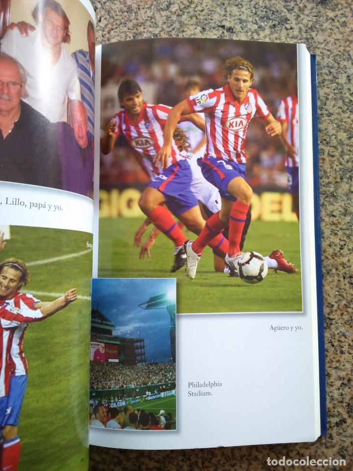 Coleccionismo deportivo: LA BIOGRAFIA DE DIEGO FORLAN -- URUGUAYO -- 2010 - EDITOR EL TERCER HOMBRE -- - Foto 2 - 222103818