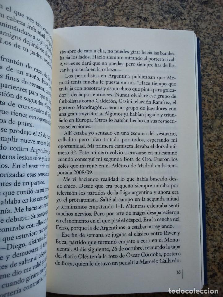 Coleccionismo deportivo: LA BIOGRAFIA DE DIEGO FORLAN -- URUGUAYO -- 2010 - EDITOR EL TERCER HOMBRE -- - Foto 3 - 222103818