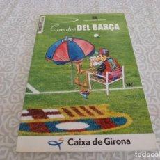 Coleccionismo deportivo: (LLL) LIBRO-CUENTOS DEL BARÇA. Lote 222142962
