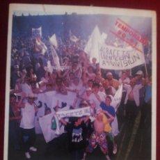 Coleccionismo deportivo: EL ASCENSO HISTORICO. A PRIMERA DIVISION. TEMPORADA 90-91. DOMINGO MARTINEZ. ALBACETE. C.E.C.. Lote 222361532
