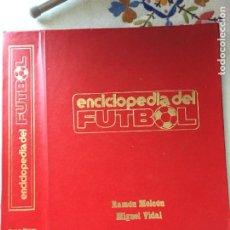 Coleccionismo deportivo: TAPAS TOMO I ENCICLOPEDIA DEL FUTBOL RAMÓN MELCÓN Y MIGUEL VIDAL. Lote 222439285