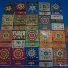 Coleccionismo deportivo: LIBRO LIBROS DE FUTBOL 21 LIBROS ANUARIO DINAMICO LA HISTORIA DEL FUTBOL ESPAÑOL PUESTA AL DIA. Lote 222510198