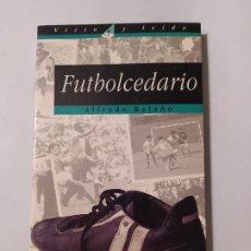 Collectionnisme sportif: FUTBOLCEDARIO. - ALFREDO RELAÑO. EL PAIS AGUILAR. TDK554. Lote 222576835