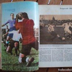 Coleccionismo deportivo: HISTORIA DEL CAMPEONATO NACIONAL DE LIGA 1928-1929/ 1950-1951 (TOMO I). Lote 222798478