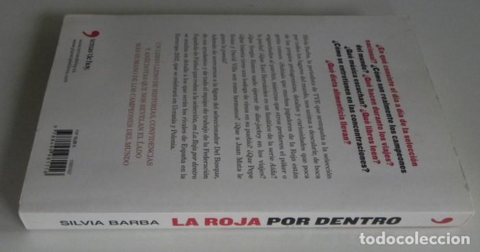 Coleccionismo deportivo: LA ROJA POR DENTRO LIBRO SELECCIÓN ESPOÑOLA DE FÚTBOL MUNDIAL SUDÁFRICA DEPORTE ÍDOLOS INIESTA RAMOS - Foto 10 - 223392977