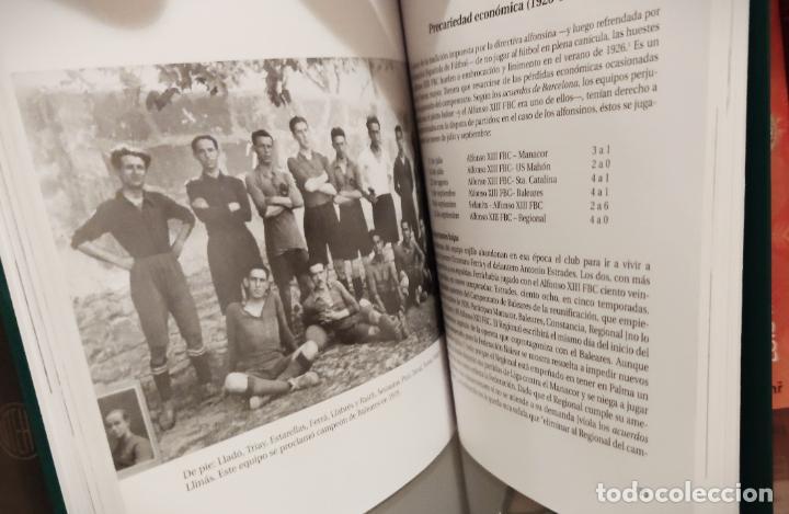 Coleccionismo deportivo: R. S. ALFONSO XIII 1916-1931. LA CARA OCULTA DEL RCD MALLORCA - Juan Carlos Pasamontes - 2005 - Foto 4 - 226365933