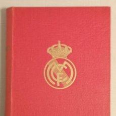 Coleccionismo deportivo: LIBRO DE ORO DEL REAL MADRID C. DE F. 1902-1952. Lote 226858532