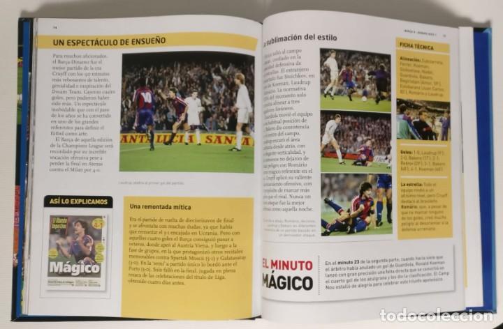 Coleccionismo deportivo: LIBRO - LAS NOCHES MÁGICAS DEL CAMP NOU -FC BARCELONA. EL MUNDO DEPORTIVO,2014 - Foto 3 - 228700265
