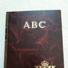 Coleccionismo deportivo: LIBRO HISTORIA VIVA DEL REAL BETIS BALOMPIE ( ABC ). Lote 228813990