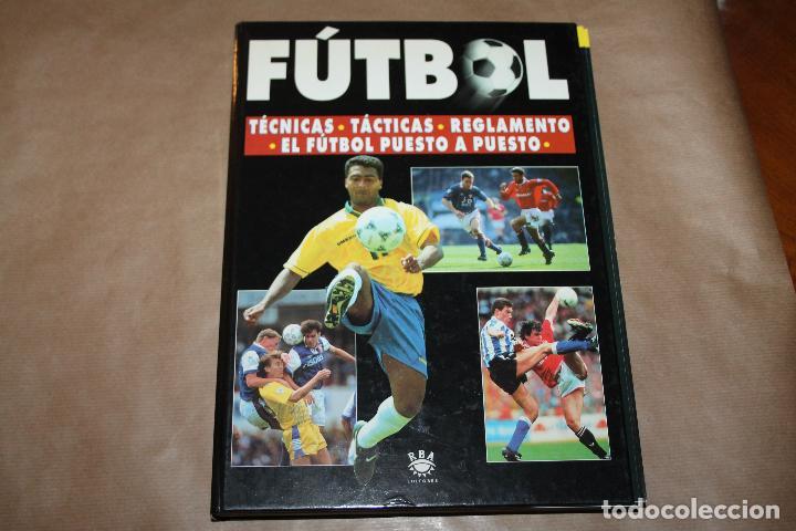 FÚTBOL , 25 FASCÍCULOS CON TAPAS Y SIN ENCUADERNAR , MICHAEL ROBINSON, RBA , AÑO 1996 (Coleccionismo Deportivo - Libros de Fútbol)