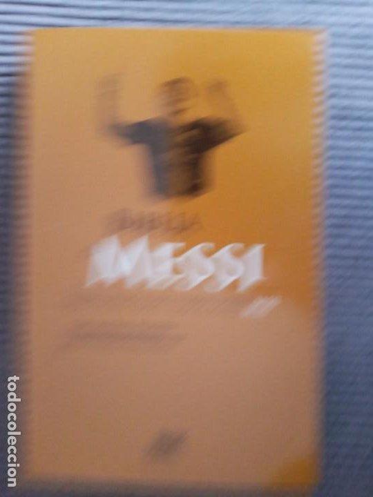 LA BIBLIA DE MESSI. LUIS MIGUEL PEREIRA Y JOAO PEDRO BANDEIRA. PRIME BOOKS 2012 (Coleccionismo Deportivo - Libros de Fútbol)