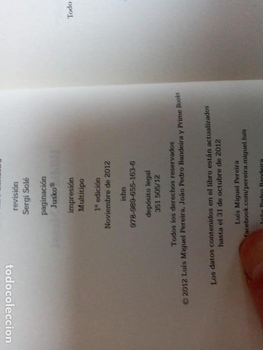 Coleccionismo deportivo: LA BIBLIA DE MESSI. LUIS MIGUEL PEREIRA Y JOAO PEDRO BANDEIRA. PRIME BOOKS 2012 - Foto 3 - 237905120