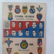 Coleccionismo deportivo: LIBRO ANTIGUO DE FÚTBOL. Lote 238297815